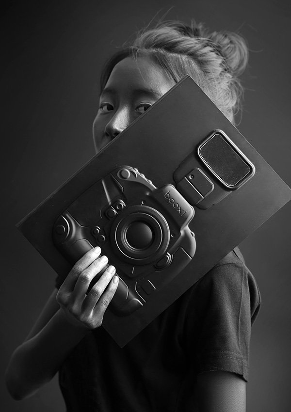 Camera Notebook - DSLR by AFTERAIN
