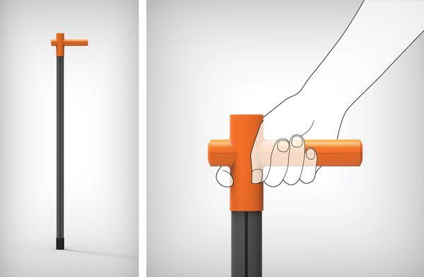 A Right Angled Mindset - image stik_walking_stick_2 on http://bestdesignews.com
