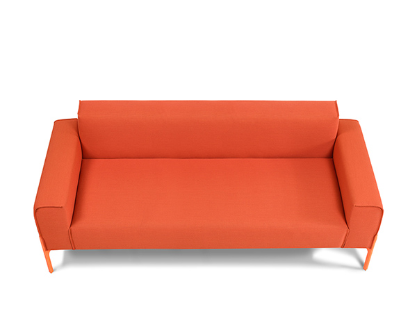 Inlay - Modular Sofa by Benjamin Hubert