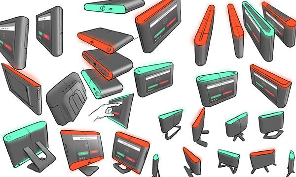 The Tablet for Teams - image nimbus_07 on http://bestdesignews.com