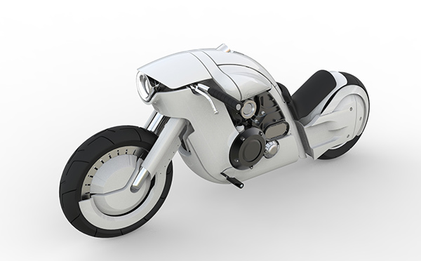 A New-Fashioned Harley - image harley_04 on http://bestdesignews.com