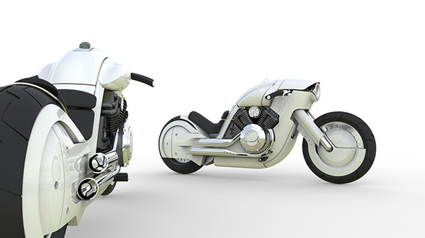 A New-Fashioned Harley - image harley_05 on http://bestdesignews.com
