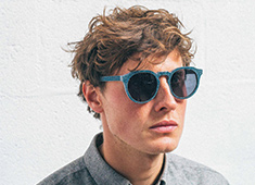 Solid Denim Sunnies Are Here!