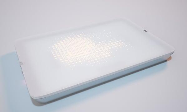 Light Dish by DesignLibero