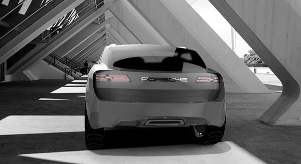 Petite Porsche SUV - image nassau_02 on http://bestdesignews.com