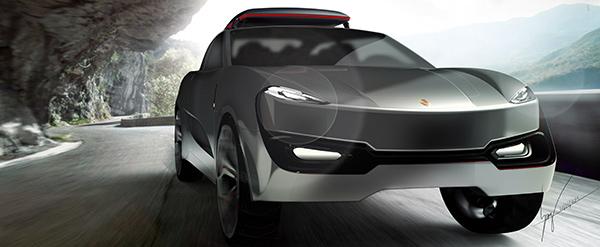 Petite Porsche SUV - image nassau_04 on http://bestdesignews.com