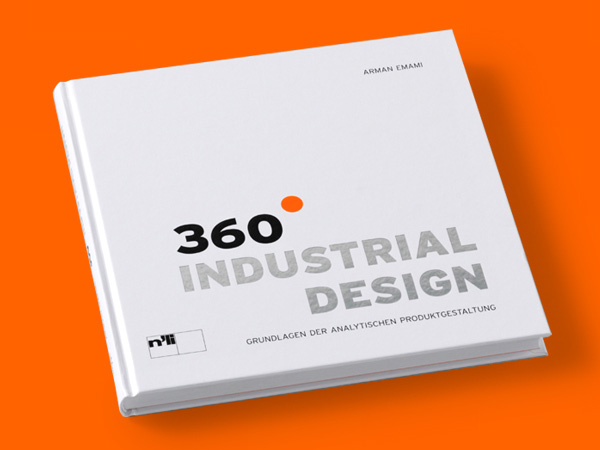 Friday Giveaway: 360° Industrial Design by Arman Emami – 5 Books to be WON