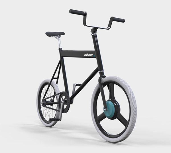 This e-Bike With Everything - image adam_04 on http://bestdesignews.com