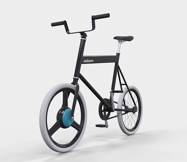 This e-Bike With Everything - image adam_05 on http://bestdesignews.com