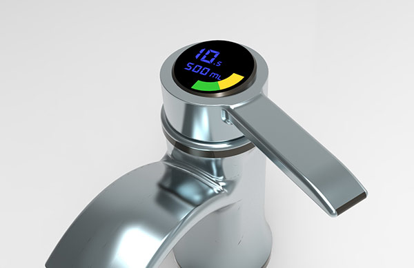 The Touch-less Tap - image timingtap_06 on http://bestdesignews.com