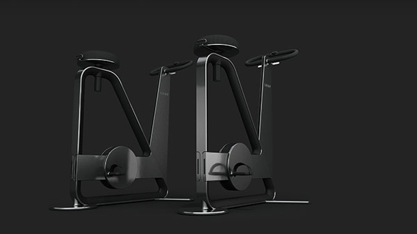 Loop - Modern Cycle Trainer for the Home by Nosh Studio
