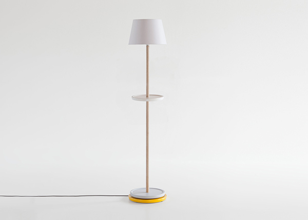 The Ultra Minimal Hybrid Lamp Shelf - image impila_04 on http://bestdesignews.com