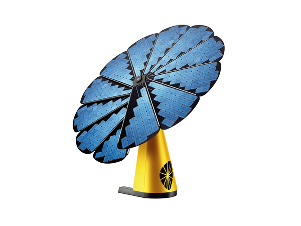 Smartflower Solar Panel by Smartflower