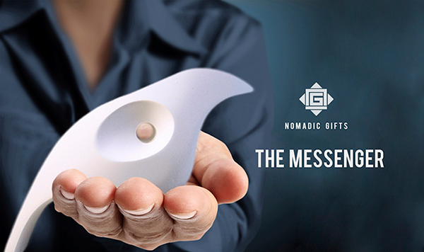 The Messenger by Nomadic Gifts