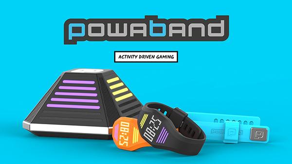 PowaBand by Rob Bye