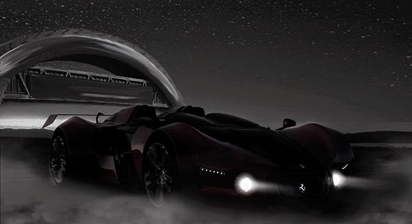 Ferrari Celeritas 2.0 by Aldo H Schurmann