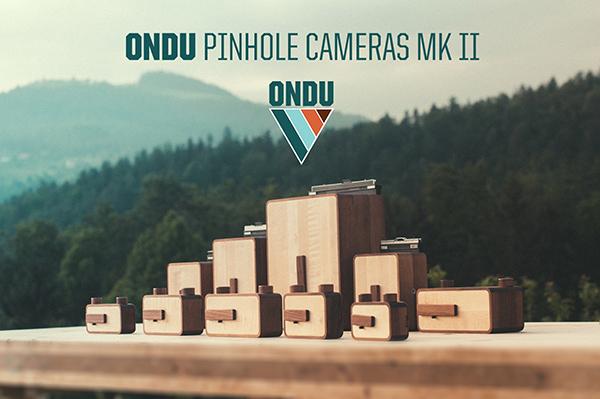 ONDU Pinhole Cameras Mk II by ONDU
