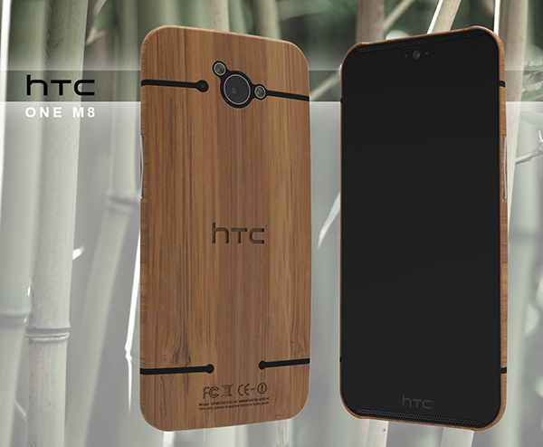 HTC GO GREEN - Phone Concept by Peter Dudas