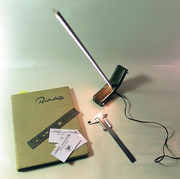 Anchor-1 - Desk Lamp by Fyodor Lazariev