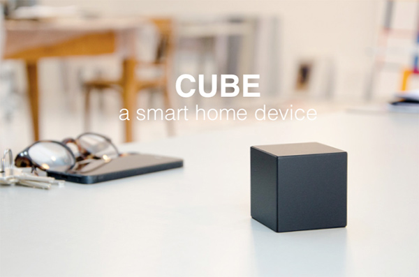 Cube - Smart Home Device by family of the arts