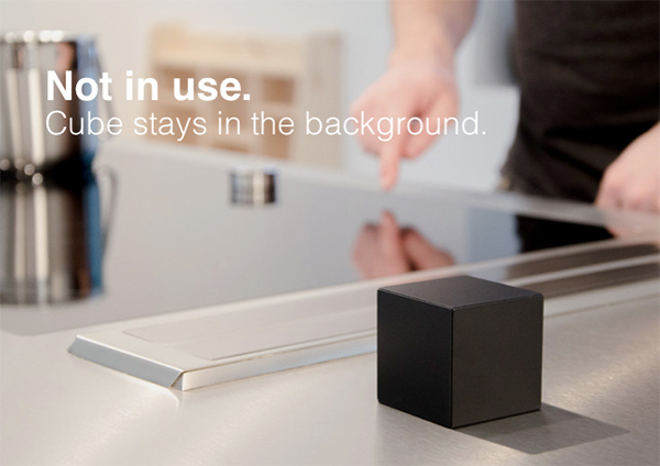 The Smart Home, Simplified - image cube_03 on http://bestdesignews.com