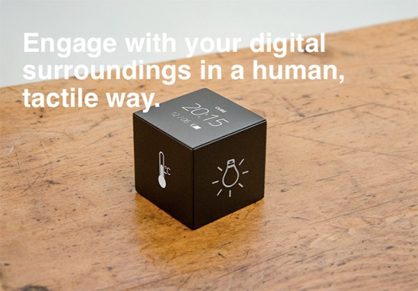 The Smart Home, Simplified - image cube_04 on http://bestdesignews.com