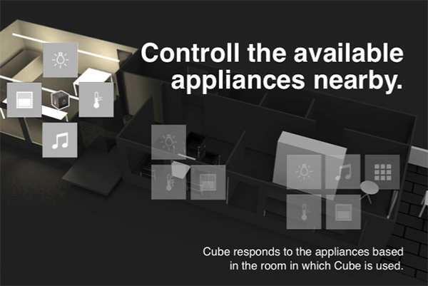 The Smart Home, Simplified - image cube_05 on http://bestdesignews.com