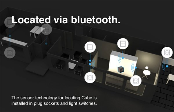 The Smart Home, Simplified - image cube_06 on http://bestdesignews.com