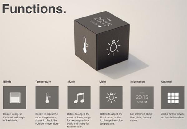 the smart home simplified yanko design. Black Bedroom Furniture Sets. Home Design Ideas
