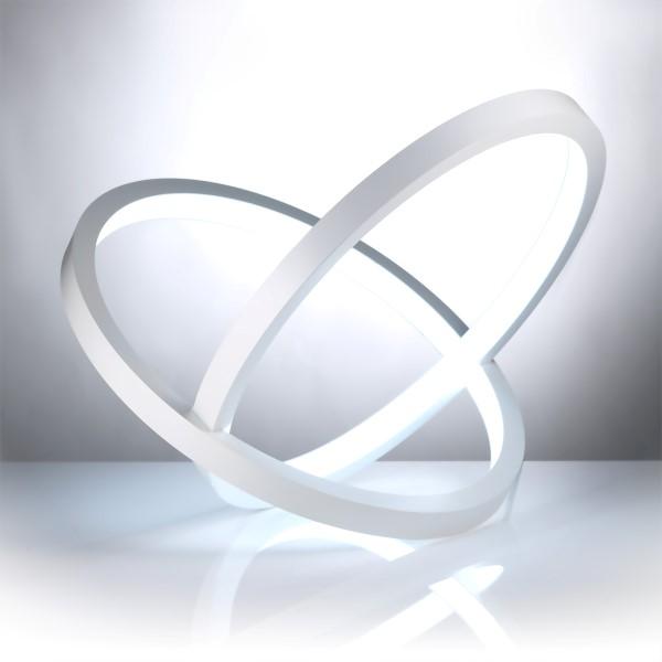 Lamptastic! - image infinity_lamp_sculpture_2 on http://bestdesignews.com