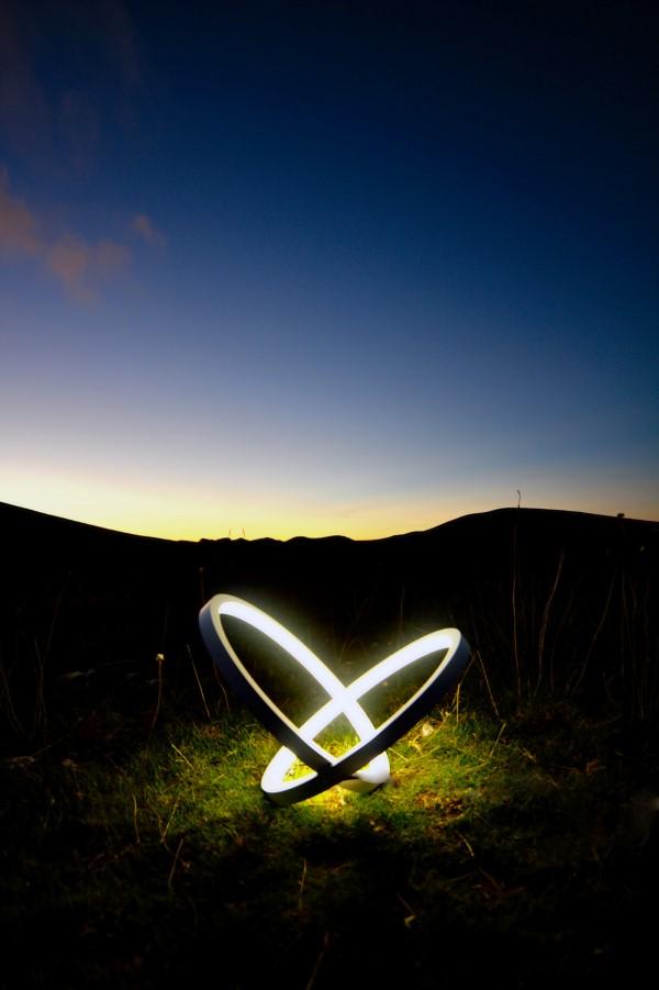 Lamptastic! - image infinity_lamp_sculpture_6 on http://bestdesignews.com