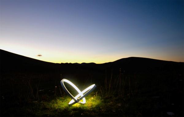 Lamptastic! - image infinity_lamp_sculpture_7 on http://bestdesignews.com
