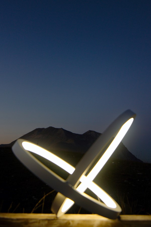 Lamptastic! - image infinity_lamp_sculpture_9 on http://bestdesignews.com