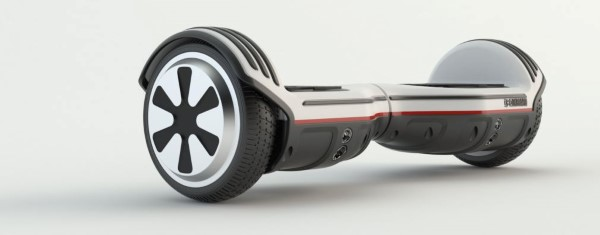 The Segway's cooler looking brother
