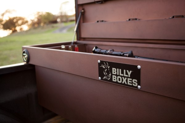Billy Box Truck Storage by Billy Boxes