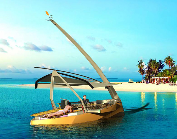 A Yacht for Your Leisure