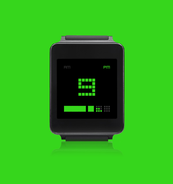 TTMM to Wear - Android Watch Faces by Albert Salamon