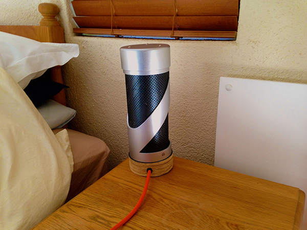 The Kelvin Energy Recover System Lamp