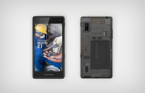The Fairphone by Fairphone