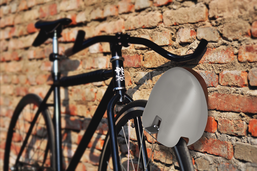 Secure Your Noggin and Bike In One