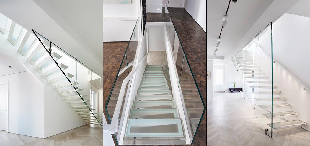 سبک اوریگامی،طراحی راه پله