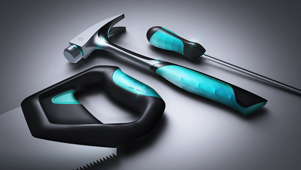 Top notch hand tools yanko design for Industrial design news