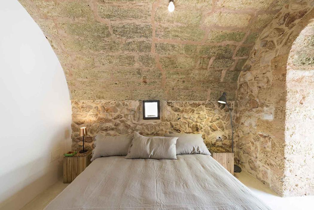 A house in salento yanko design for Interni abitazioni