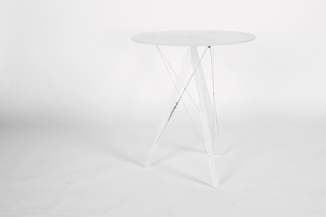 One Tense Table