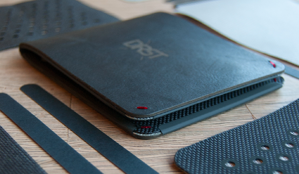 The Minimalist Wallet that Holds Everything