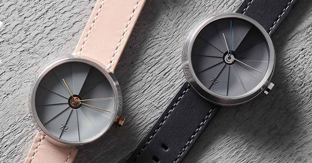 A Watch that Connects Time and Space