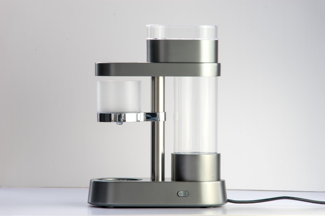 Auroma Coffee Maker Kickstarter : Caffeine for the Soul Yanko Design