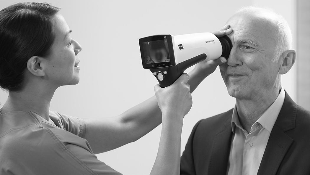 An Eye-Opening Retinal Scanner
