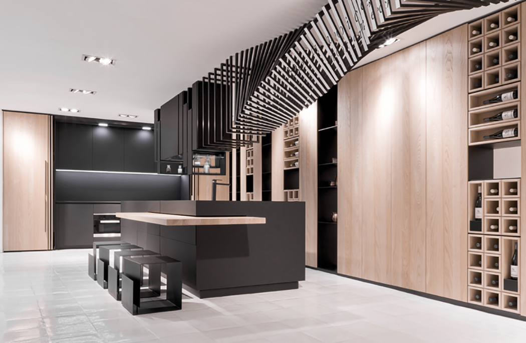 A Cutting edge Kitchen Yanko Design
