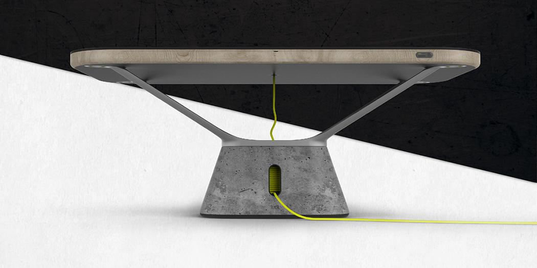 A Playable Table